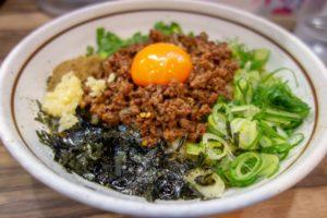 台湾まぜそば【マツコの知らない世界】~初めて食べる人におすすめしたいお店はどこ?
